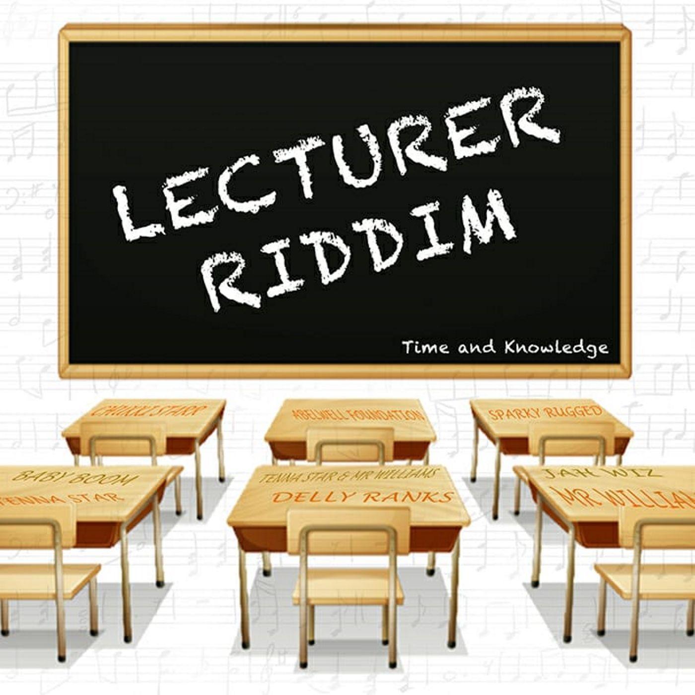 Lecturer Riddim - 2018 Stingray Records | Riddim's
