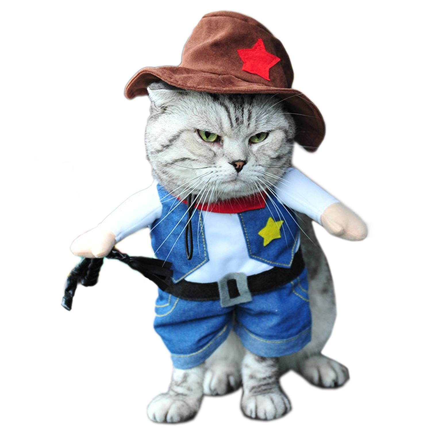 Alfie Pet By Petoga Couture Kade The Cowboy For Party Halloween Special Events Costume Want To Know More Click On T Dog Costumes Funny Cowboy Dog Costume