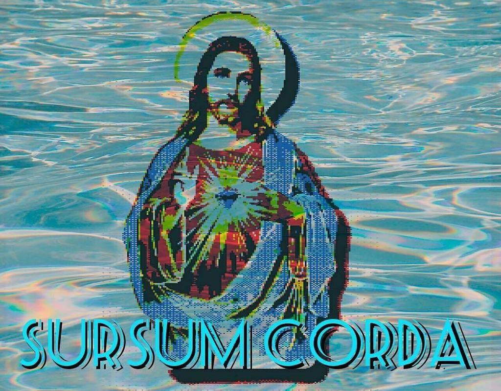 HABEMUS AD DOMINUM https://t.co/81lsLQAAXk -- tradwave   vaporwave   traditional catholicism