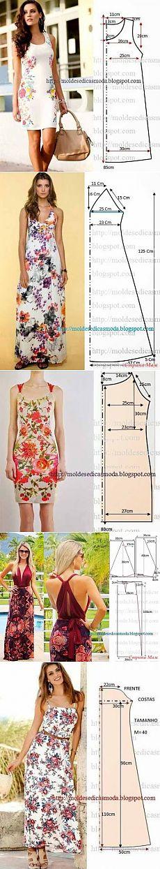 Советы по шитью платьев