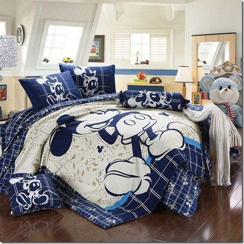 Disney Discoveries Mickey And Minnie Mouse King Queen Adults Interesting King And Queen Bedroom Decor Design Inspiration
