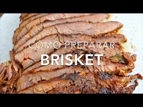 Brisket fácil y suave (en horno o en olla de cocción lenta