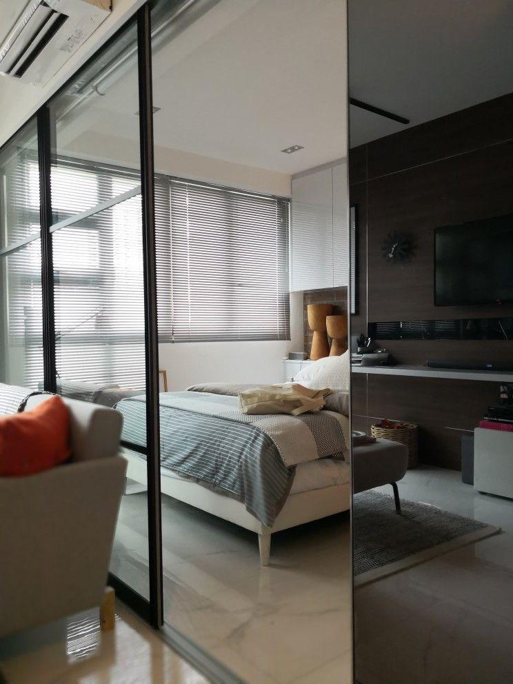 1 Room Bto Hdb: Hdb 2 Room BTO At Sengkang Fernvale Riverwalk. Home Of And