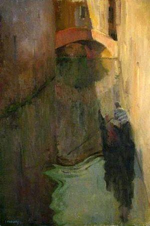"Ian Roberts - ""Evening in Venice"""