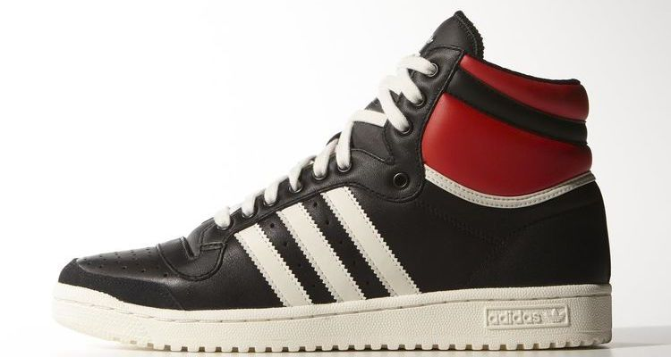 Adidas Top Ten Hi Adidas- Core Black/Core Black originals