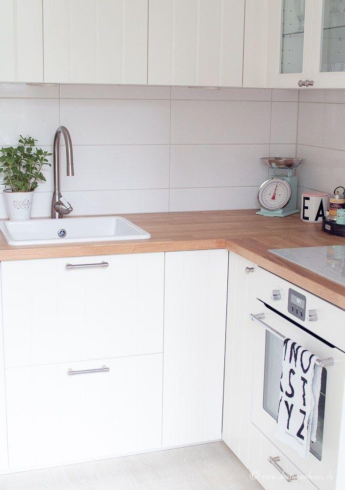 Ikea Hittarp Landhausküche...ein Raum der glücklich macht ...