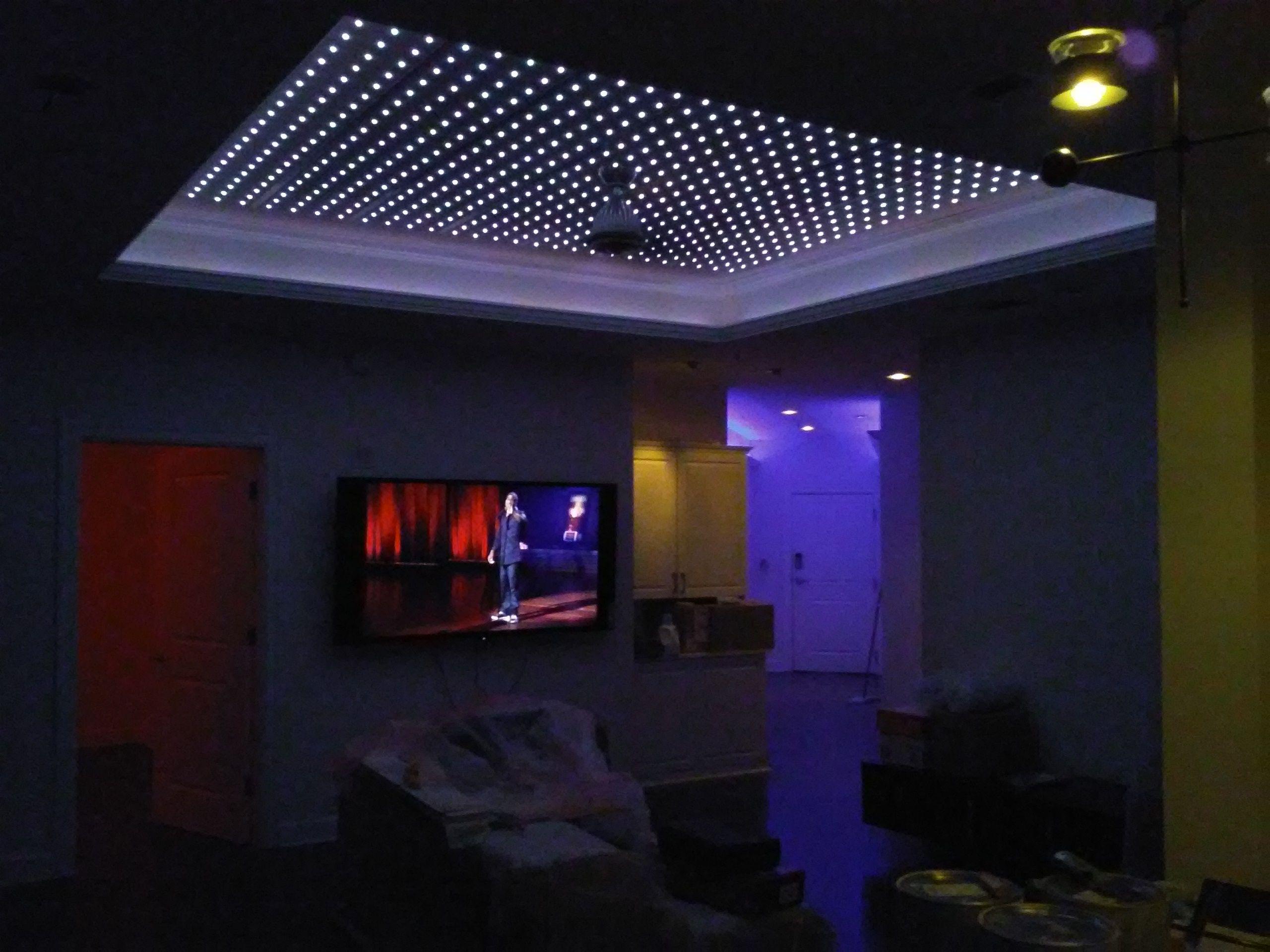 Philips Color Kinetics Installation Atlanta Ga Buckhead Light System Engine Lse W Wap Remote Icolor Flex Cove