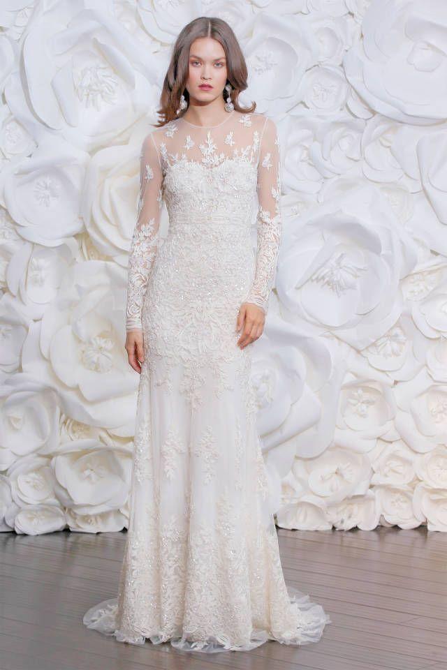 Best in Fall 2015 Bridal: Lela Rose | Pinterest