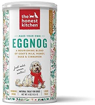 Amazon Com Honest Kitchen The Instant Eggnog Pet Food Cats Dogs