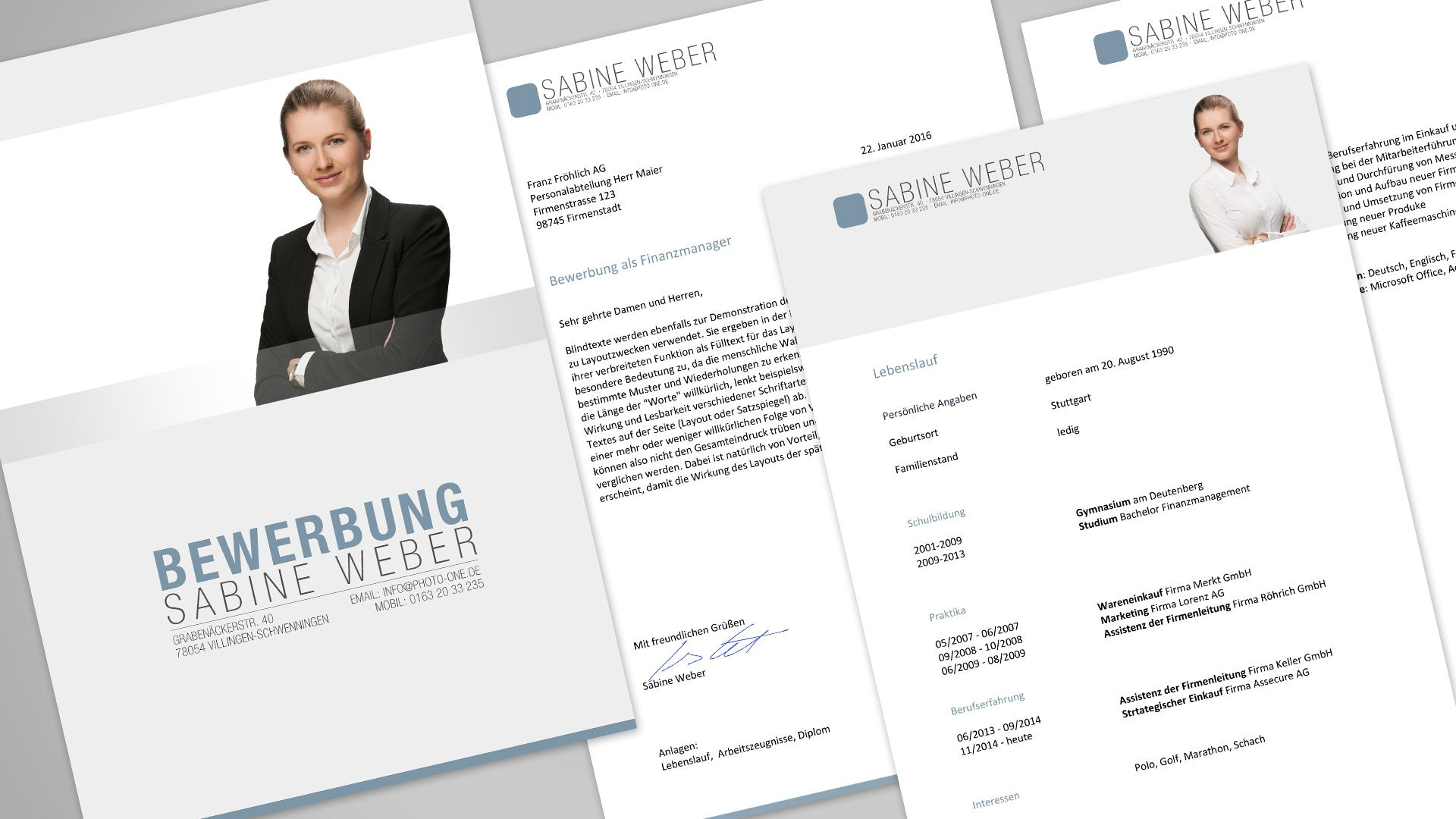Bewerbungsfoto Deckblatt Und Die Ganze Microsoft Word