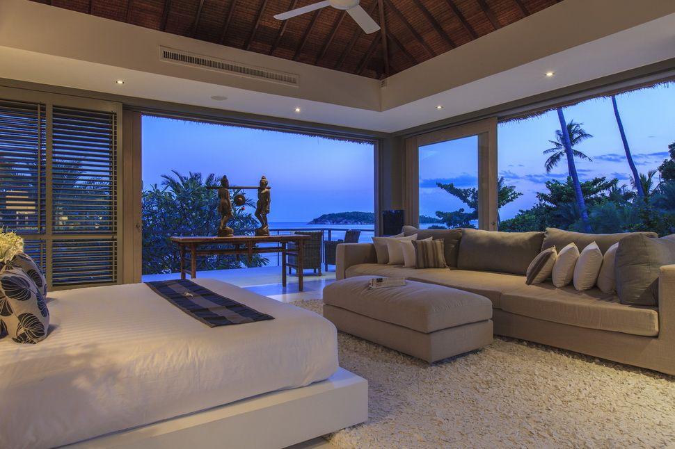 A luxury holiday rental villa in thailand villa sangsuri 2 on koh samui in
