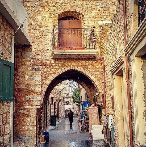 بيوت ومنازل تراثية في مدينة صور جنوب لبنان Tyre South Lebanon Landscape Photos Photo Landscape