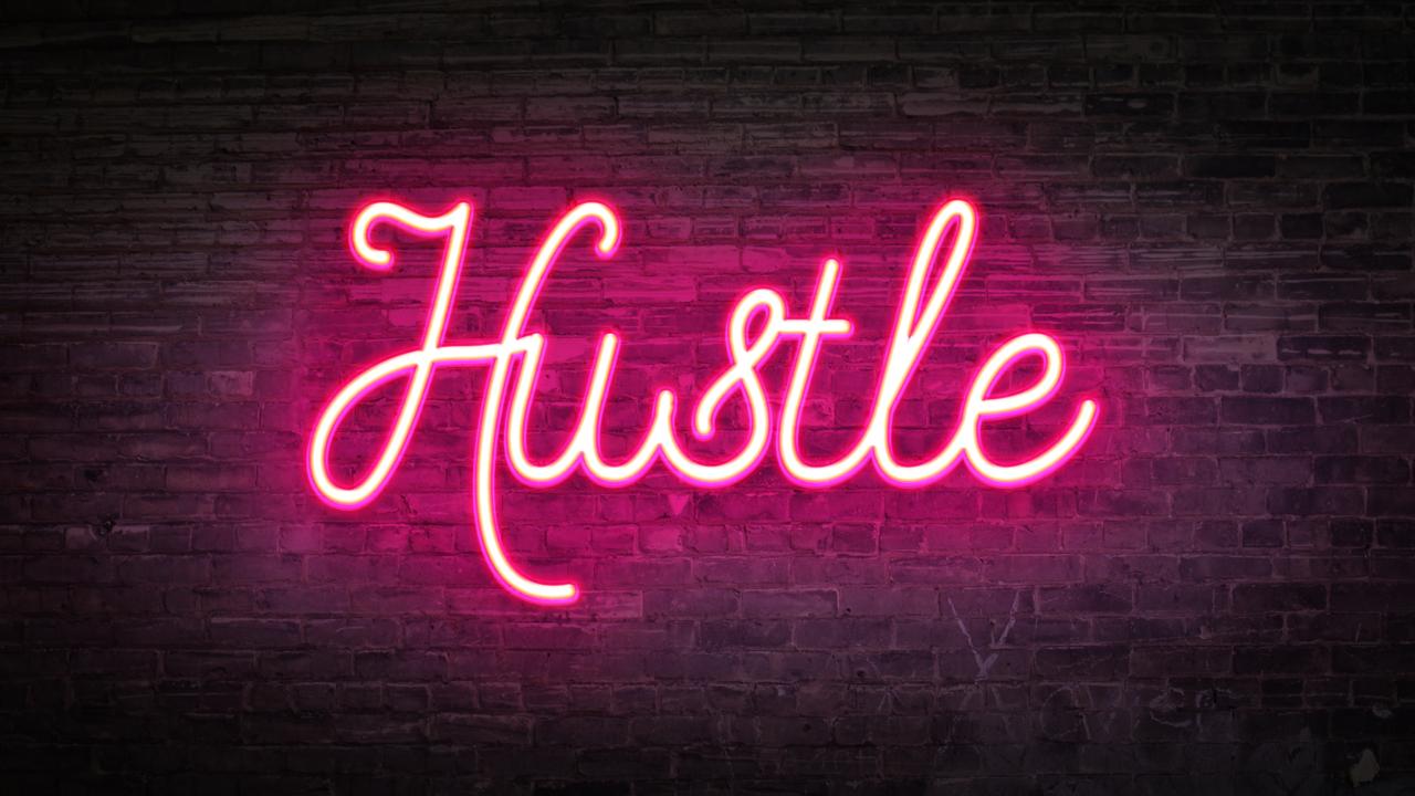 Hustle Led Light