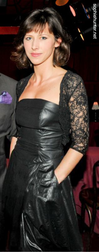 """"""" Sophie Hunter at the launch of the immersive theatrical experience The Forgotten for which she directed at the McKittrick Hotel in New York City on May 2012 """""""