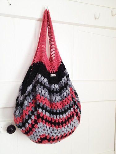 Resultado De Imagen Para Fat Bottom Bag Crochet Pattern Crochet
