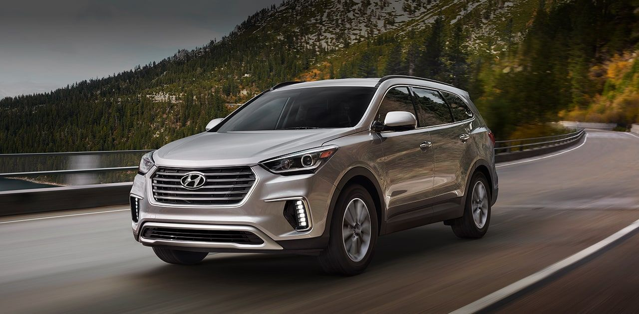 2020 Hyundai Santa Fe Xl Limited Ultimate Picture for 2020