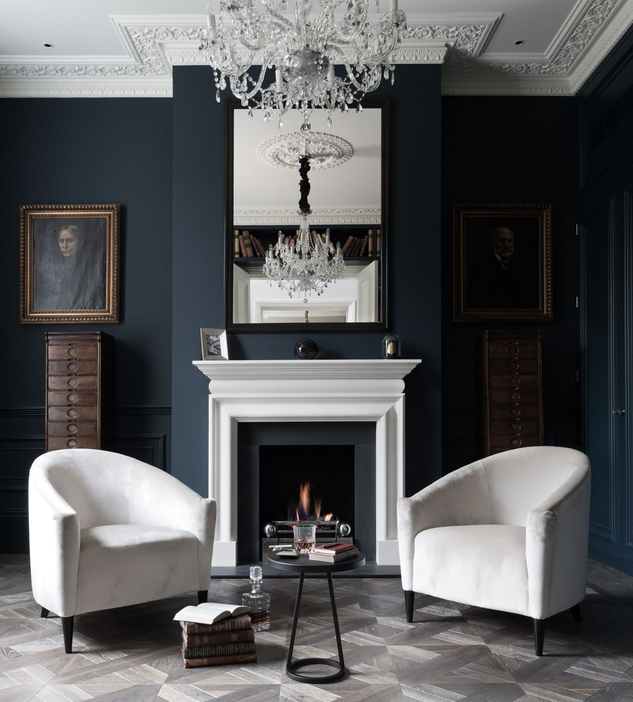 house beautiful glamour in london