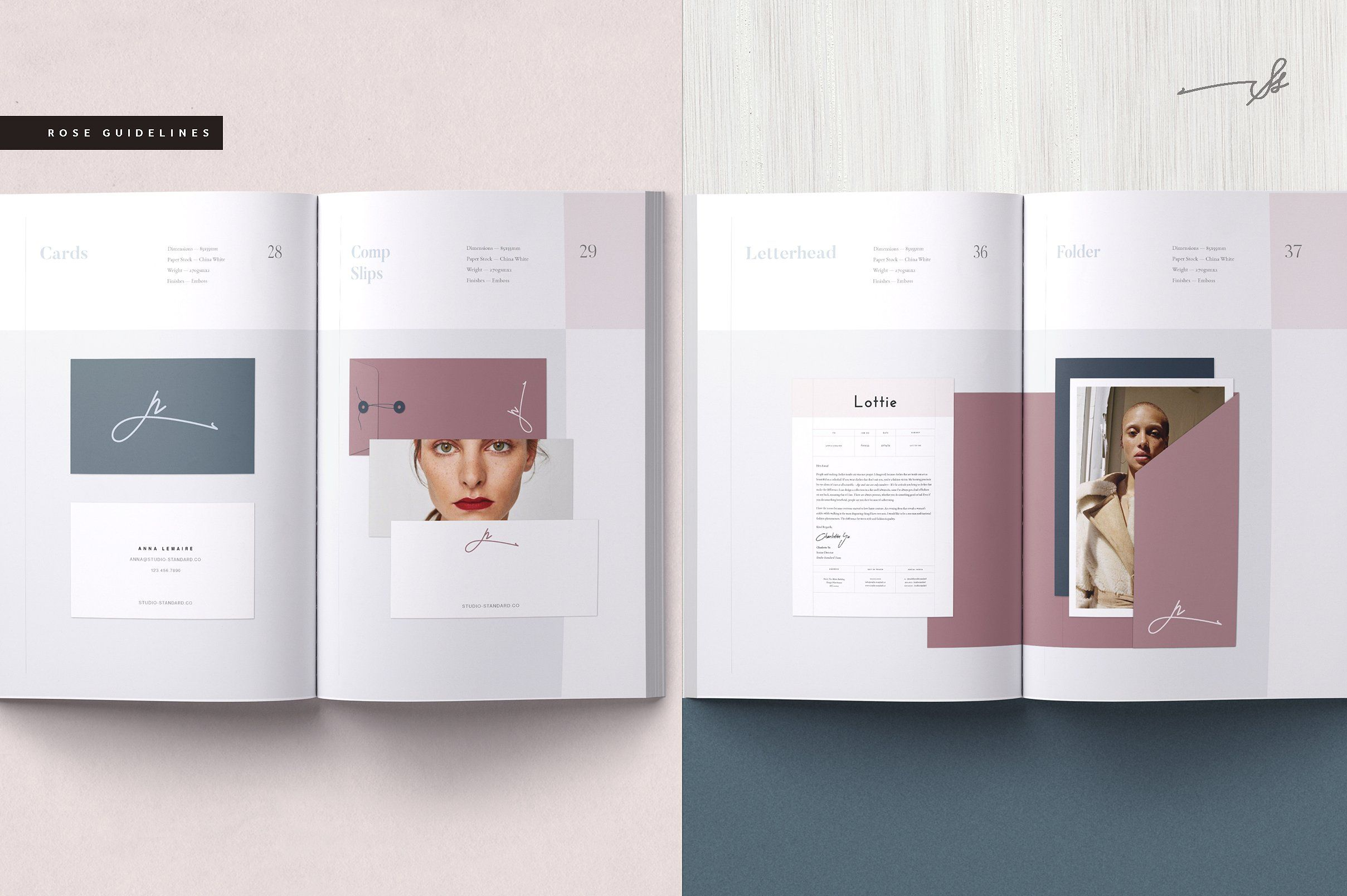 rose  u2014 brand guidelines agencies and design studios will use brand guidelines to show their