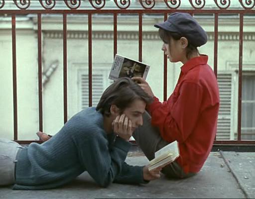 """Résultat de recherche d'images pour """"léaud lisant un livre"""""""
