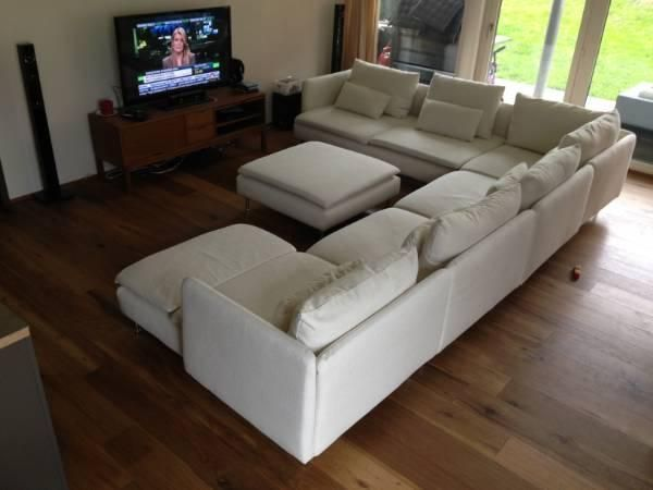 S 246 Derhamn Sofa From Ikea Want This Configuration Home