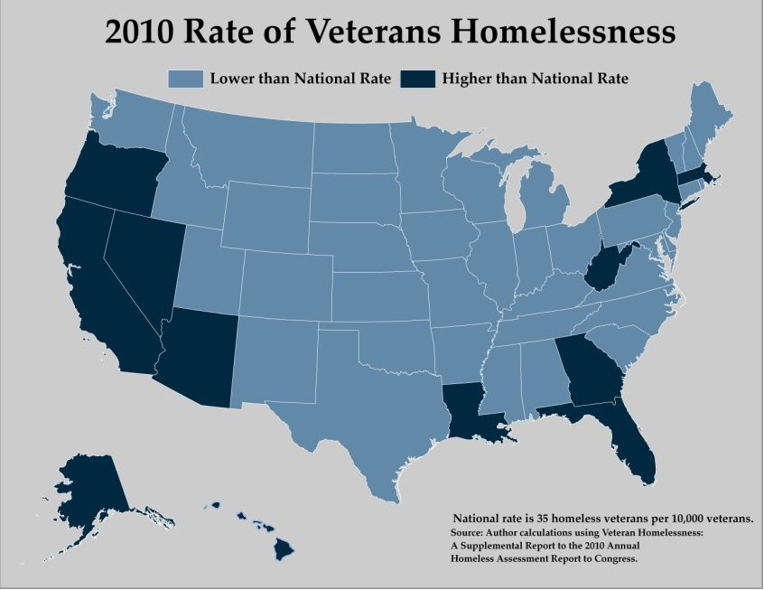 an analysis of the problems if homelessness One million homeless in usa, large number with medical, mental health and/or substance abuse problems.