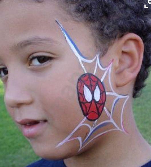 Pin de Face Painting Help en Face Painting Business | Pinterest ...