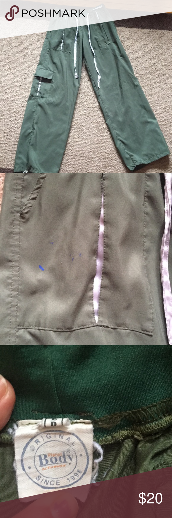 Fitness/Zumba pant Extremely soft and flowy. Small ink