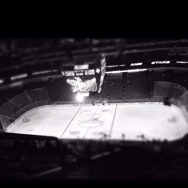 Stars hockey oh yeah