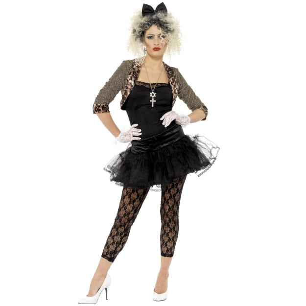 Halloween Empire Online Is Coming Soon Halloween Fancy Dress 80s Party Outfits Madonna Costume