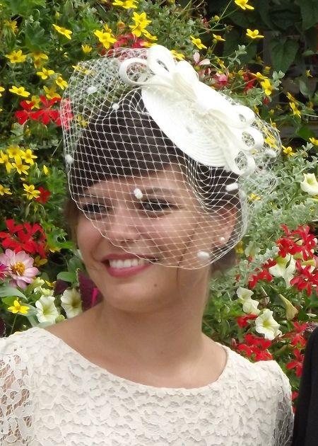 1000 images about bibi mariage on pinterest coiffures vintage and swarovski - Bibi Mariage Voilette
