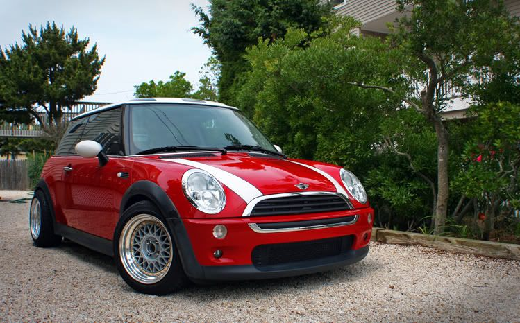Looking For Pics Or Bbs Rs On A Mini Mini Cooper Forum Mini Cooper Custom Mini Morris Mini