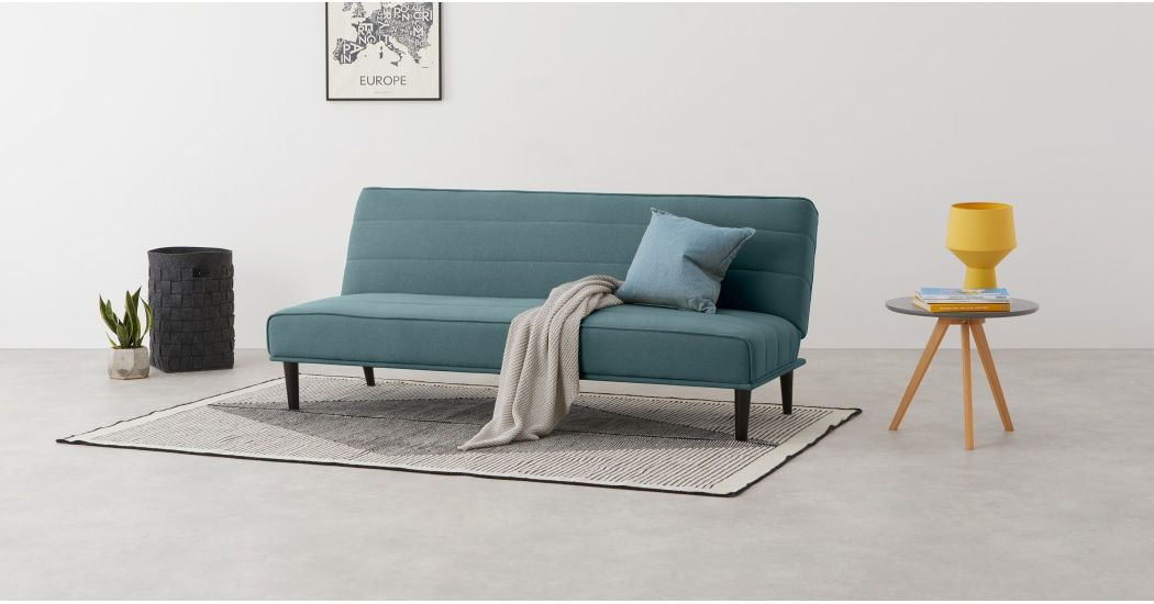 Astonishing Made Sherbet Blue Sofa Bed Sofa Bed Sofa Bed Design Sofa Gmtry Best Dining Table And Chair Ideas Images Gmtryco