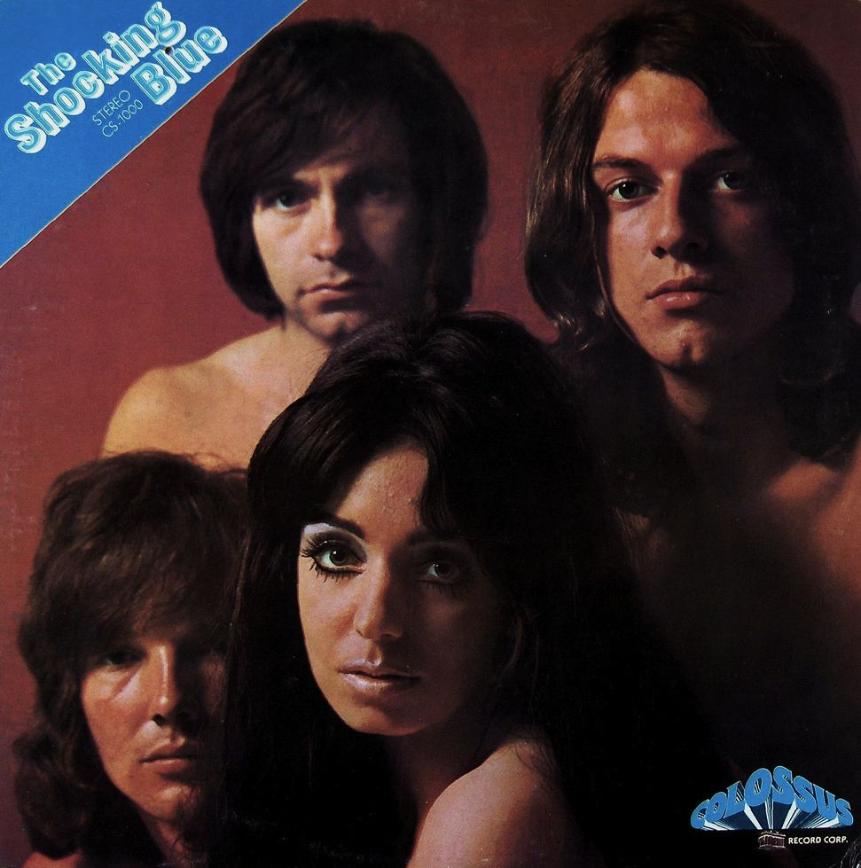 """""""The Shocking Blue"""" (1970, Colossus).  Their only LP.  Contains """"Venus."""""""