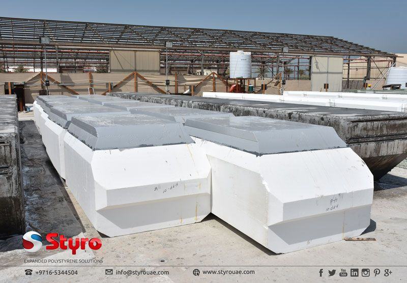 Cement coated EPS base for pontoons | Styro Pontoons, Floats and