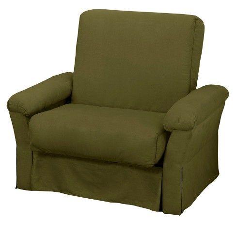 a chair size nirvanna perfect futon sofa sleeper from sit  u0027n sleep brings both sit nirvanna perfect futon sofa sleeper   chair size   sit n sleep