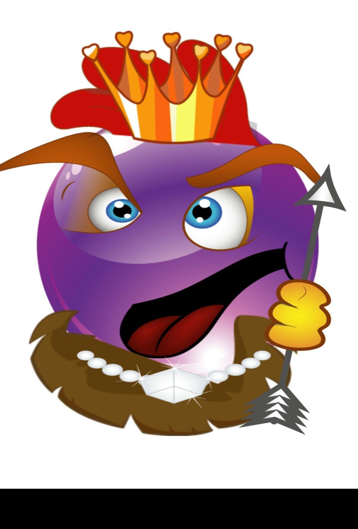 Pin by BigC😂 on Emojis Emoticon, Pink purple, Emoji