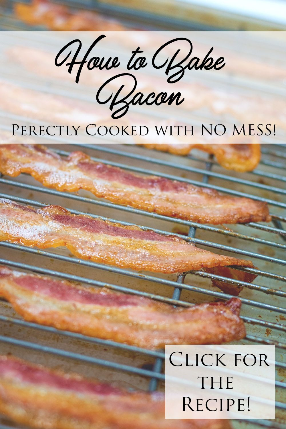 How to Make Bacon Baking bacon is the EASIEST way to make bacon. It turns out perfect every time, a