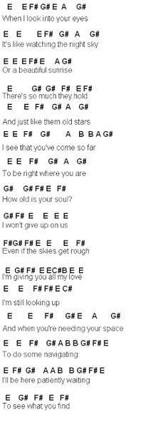 Flute Sheet Music: I Won\'t Give Up | art | Pinterest | Sheet music ...