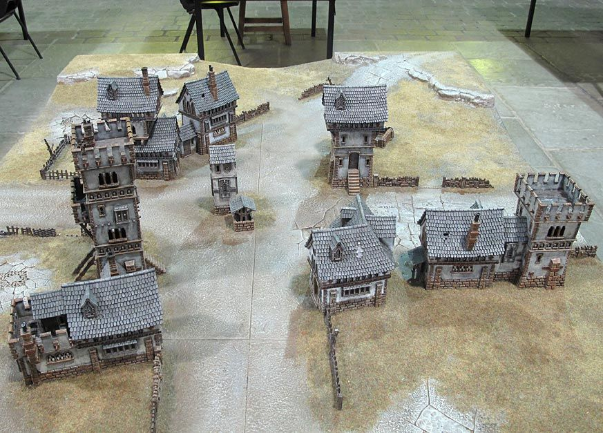 Warhammer - Scenery | Wargame Terrain | Game terrain