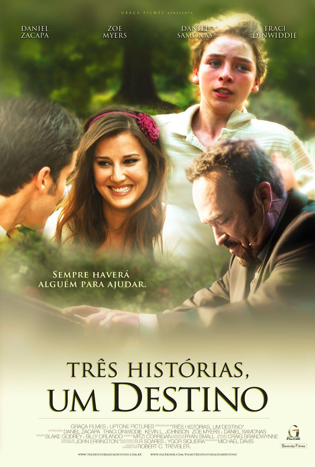 Tres Historias Um Destino Filmes Filmes Gospel E Melhores Filmes