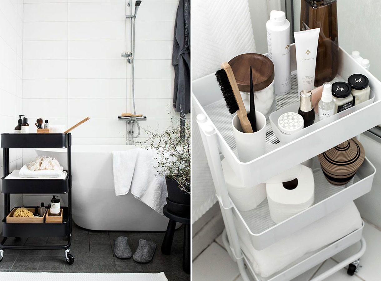 4 styling ideeën voor de keukentrolley - Keukentrolley, Manieren en ...