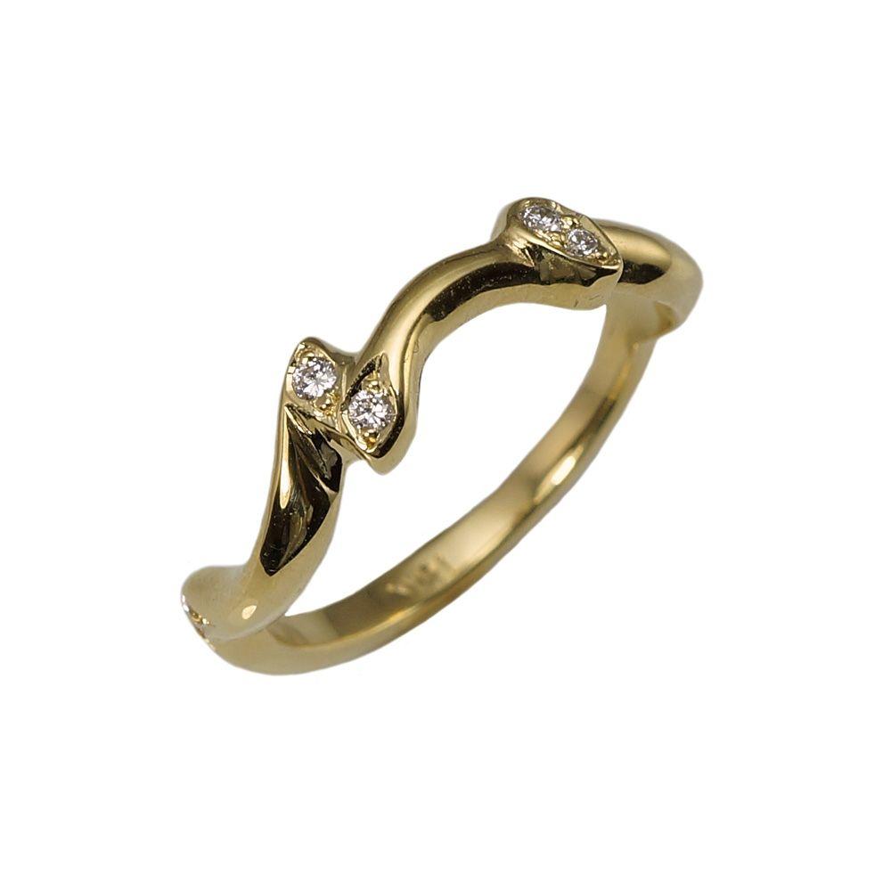 Susan Rose Branch Ring by Cynthia Britt
