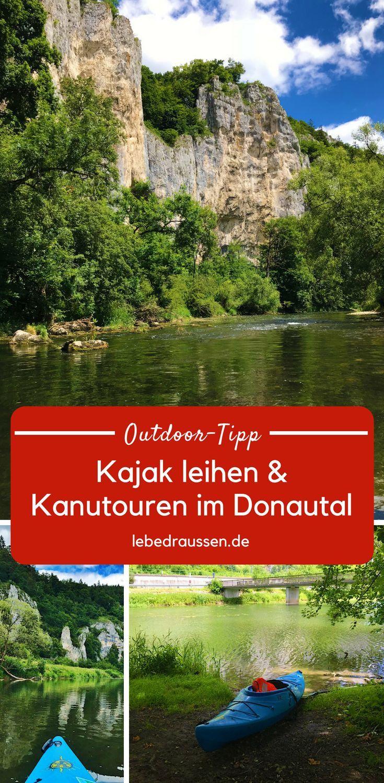 Photo of Kajak fahren auf der Donau: Verleih in Beuron, Tour & Karte