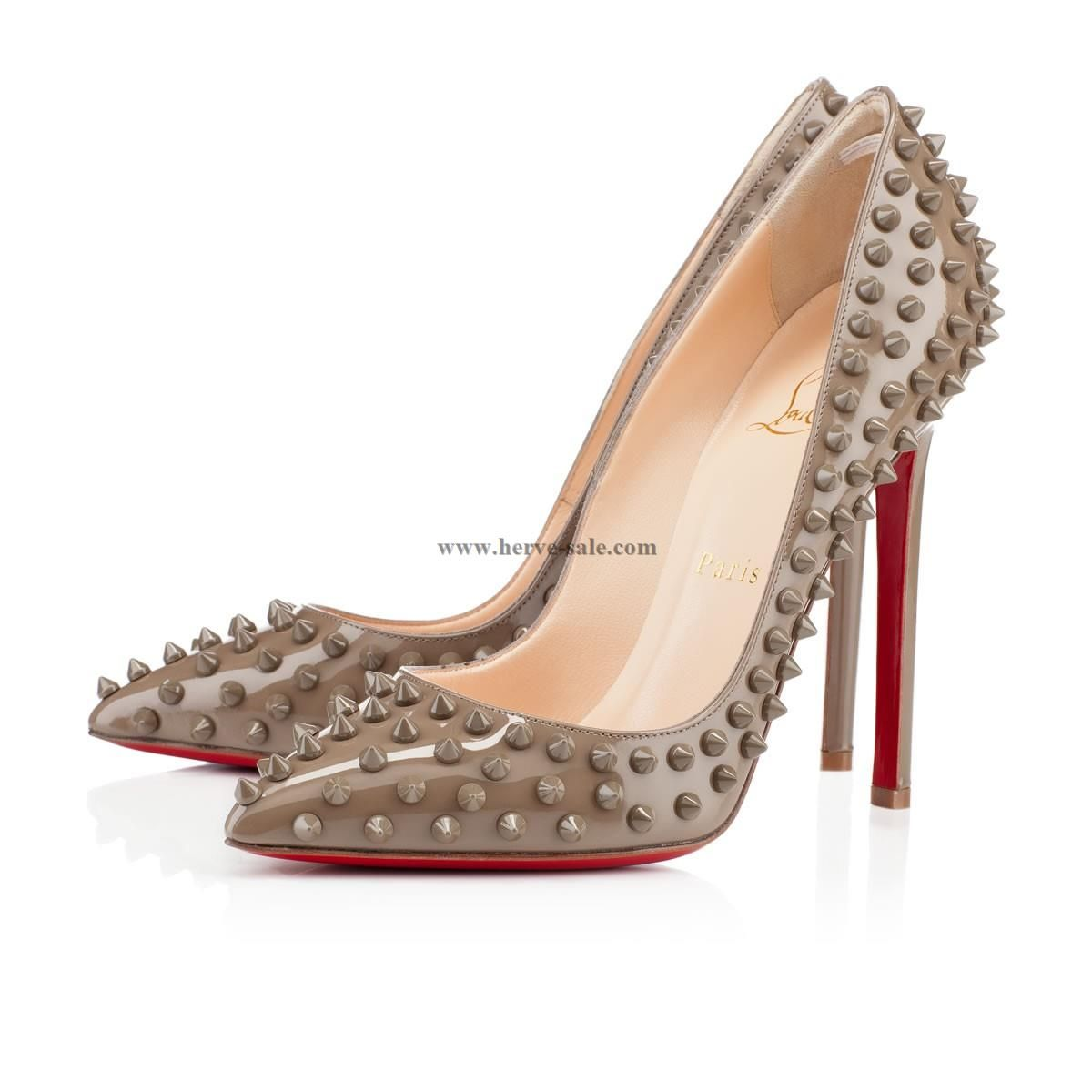 louboutin pigalle spikes 120mm