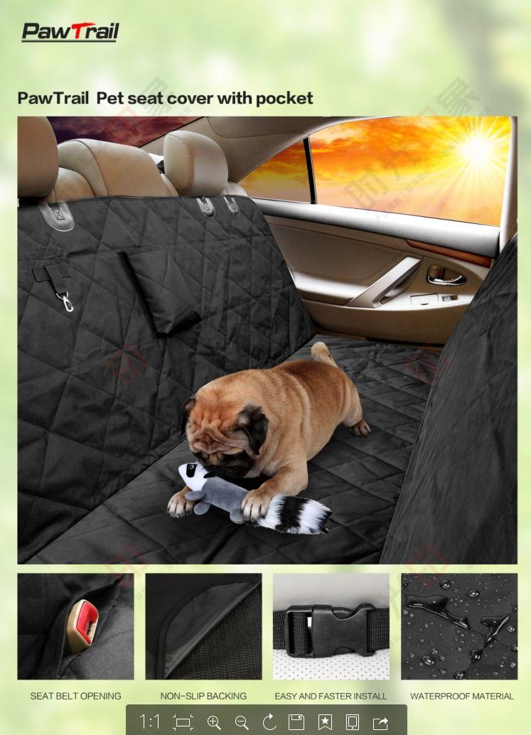 Pet Car Seat Or Hammock Pet Car Seat Covers Pet Car Seat Dog Car Seats