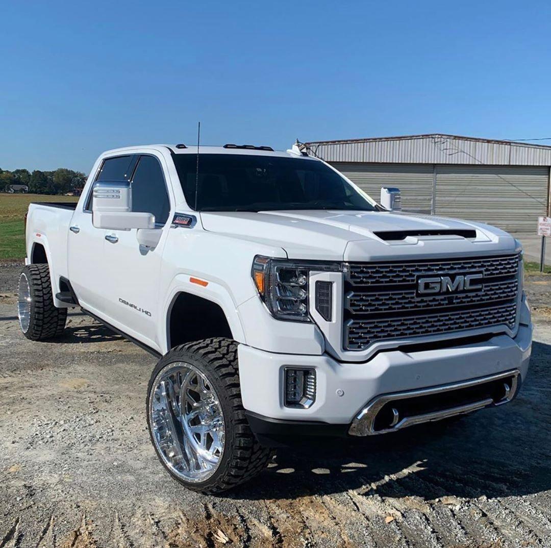 2020 Gmc 2500 Diesel Work Truck