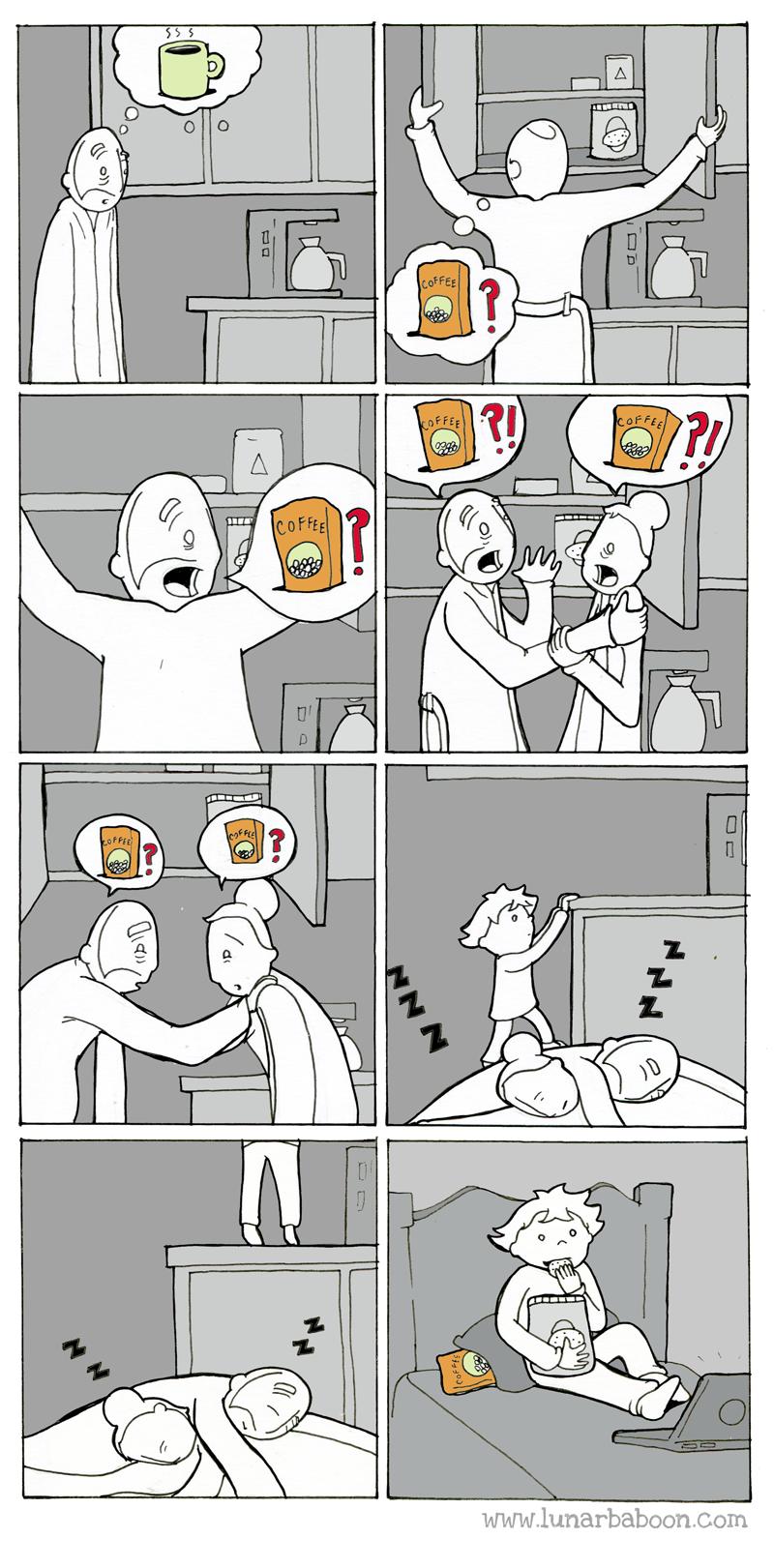 Word Root Of The Day Eu Good Funny Cartoons Sarah S Scribbles Sarah Andersen