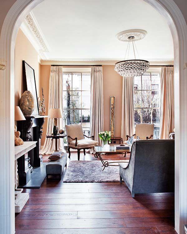 Espacios, casas Nuevo Estilo revista de decoración - London flat