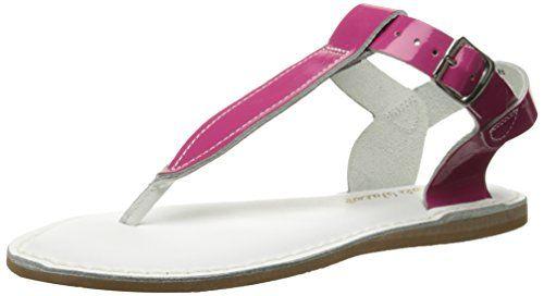 1cb550ea9361 Salt Water Sandals by Hoy Shoe T-Thong Sandal (Toddler Little Kid Big…