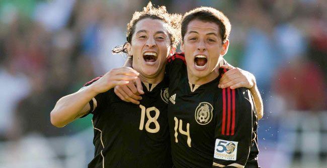 México podría jugar así ante Jamaica
